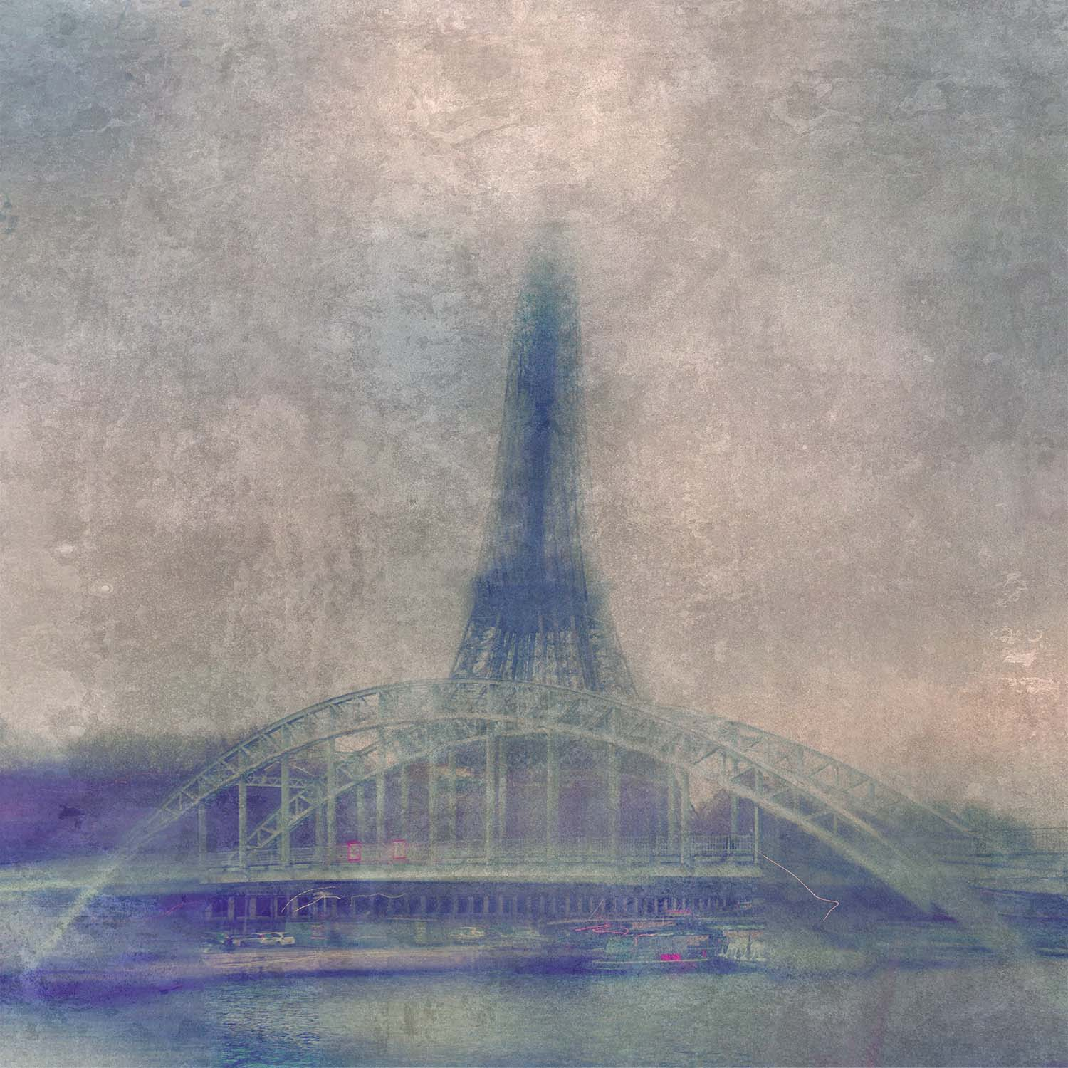 Tour Eiffel, Paris, Paul-Louis Leger, photographe, photographie, Par ici