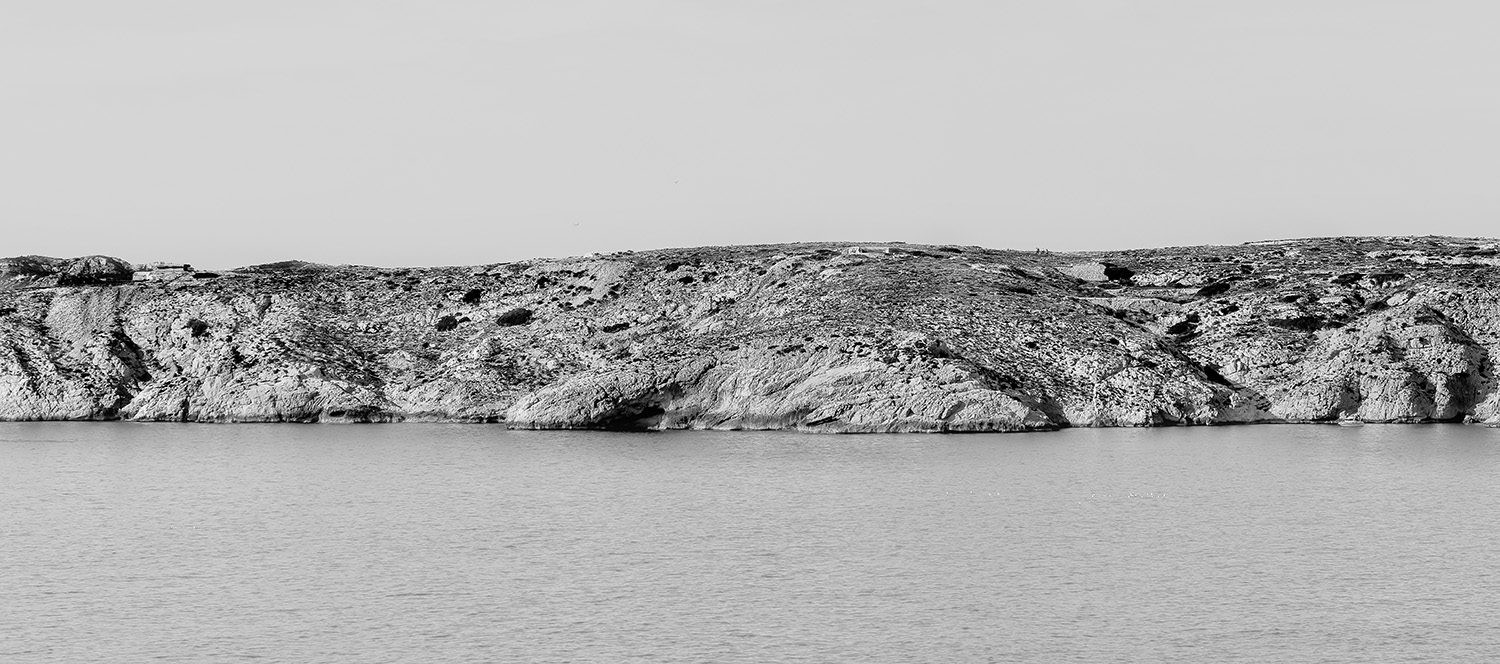 Pointe Rascas- Friouleries - îles du Frioul - Photographies Paul-Louis LEGER, photographe, Marseille