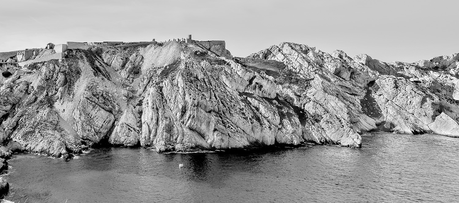 Port de Banc- Friouleries - îles du Frioul - Photographies Paul-Louis LEGER, photographe, Marseille