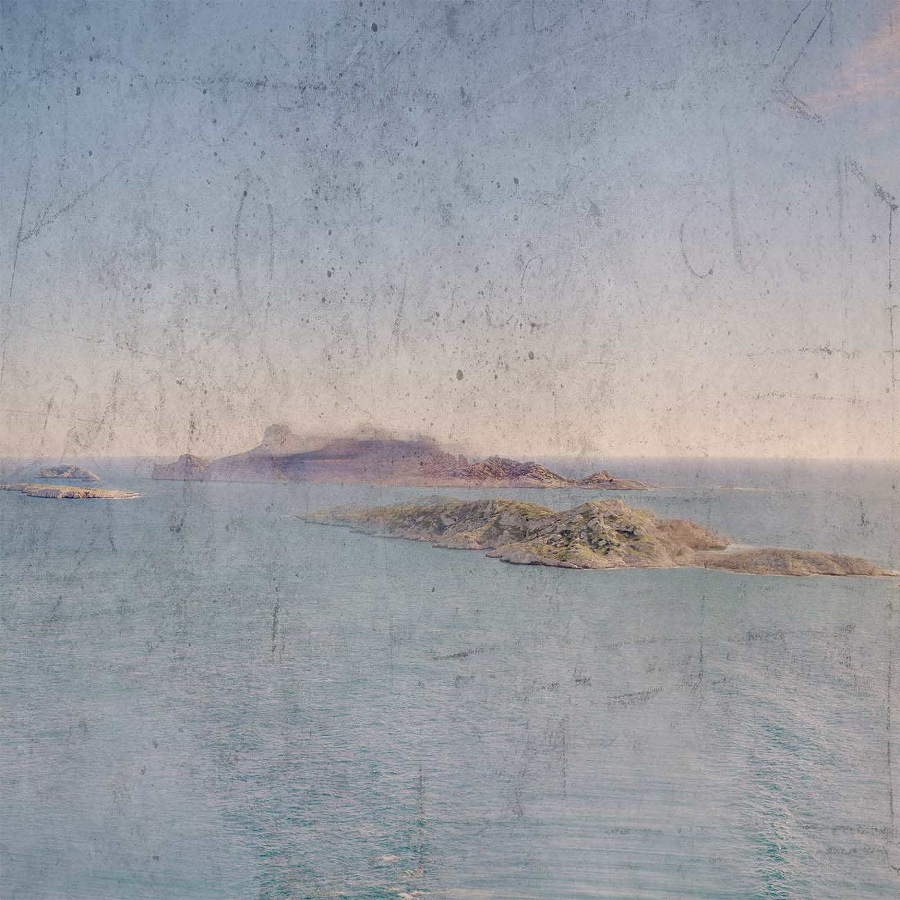 Riou Calanques Bleu Marseille Paul-Louis LEGER Photographe