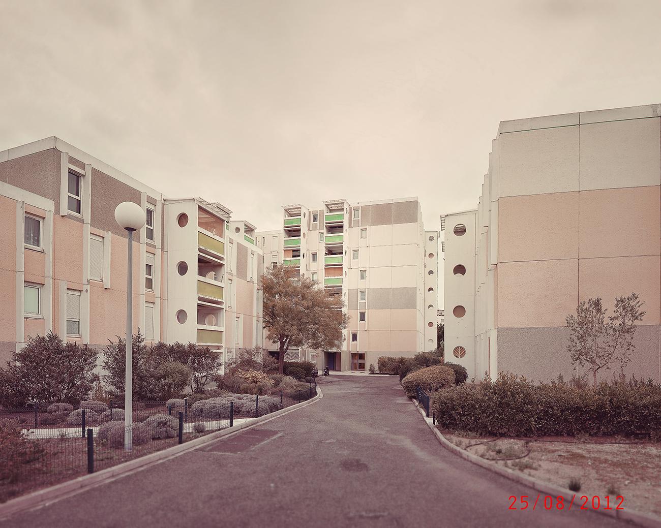 Zanetti - Lieux de règlements de compte - Photographies Paul-Louis LEGER, photographe, Marseille