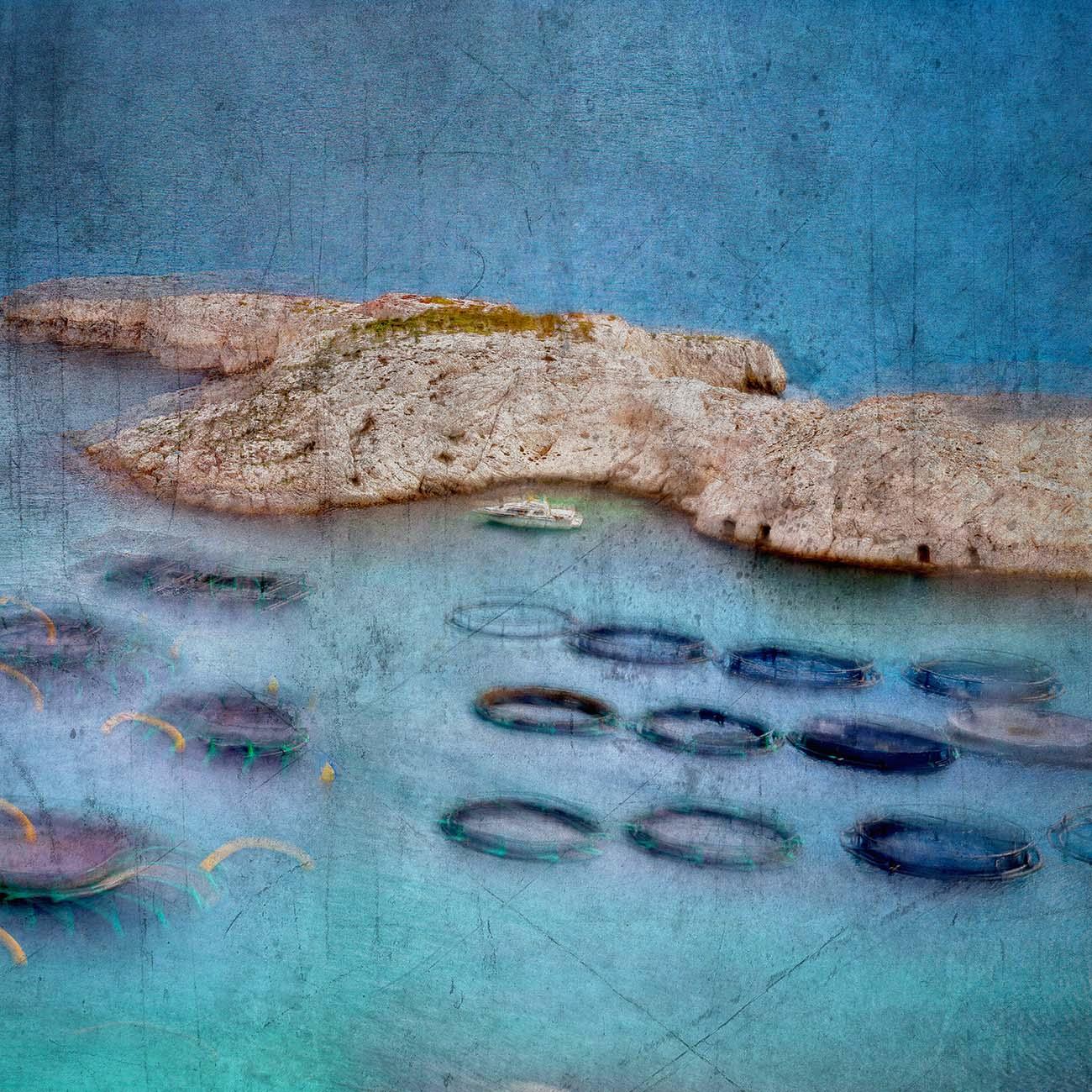 La ferme Aquacole Frioul Bleu Marseille Paul-Louis LEGER Photographe