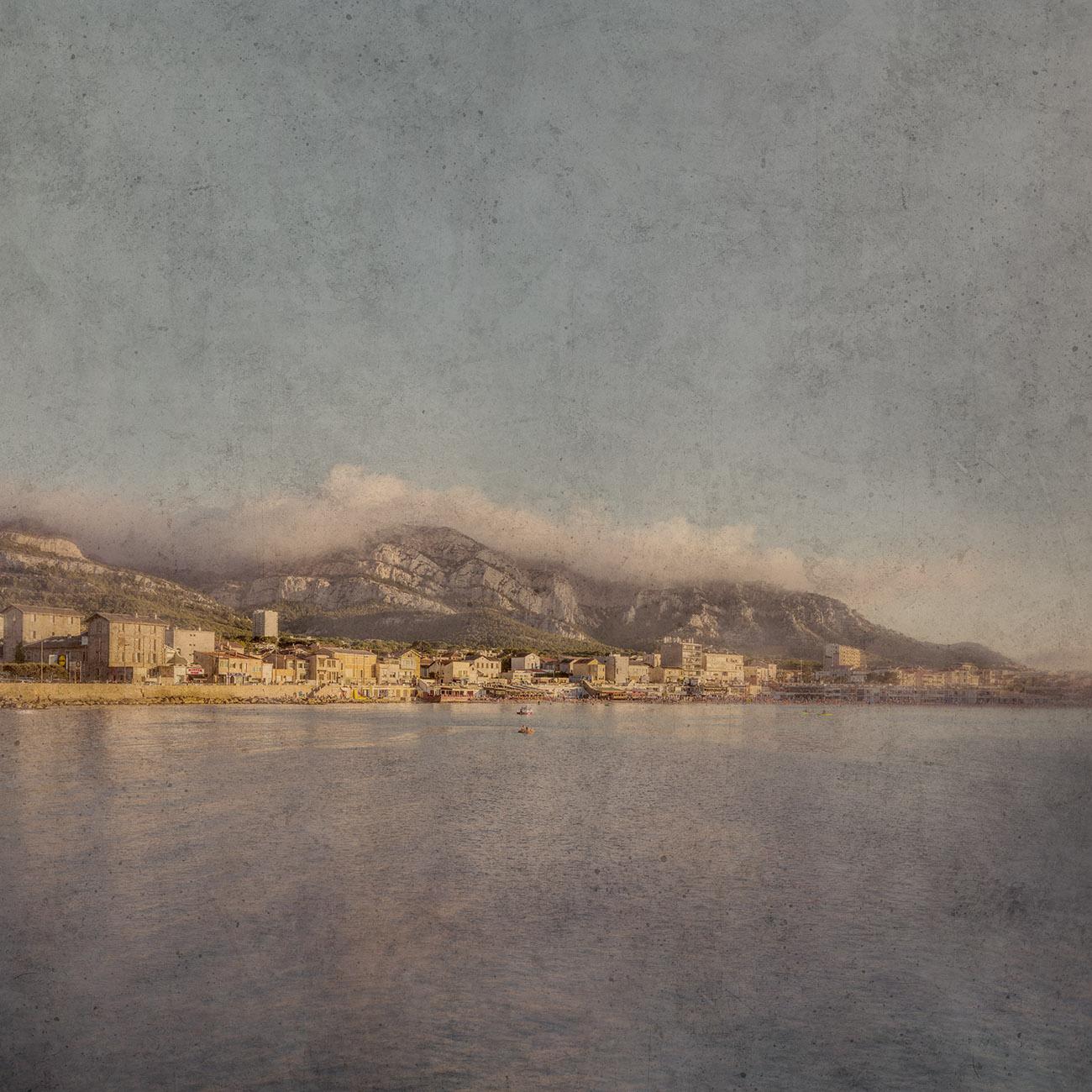 Pointe Rouge Marseille Bleu Marseille Paul-Louis Leger Photographie Photographe